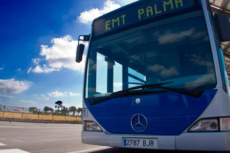 Casi el 60 por ciento de los pasajeros de la EMT viajan en líneas certificadas por AENOR