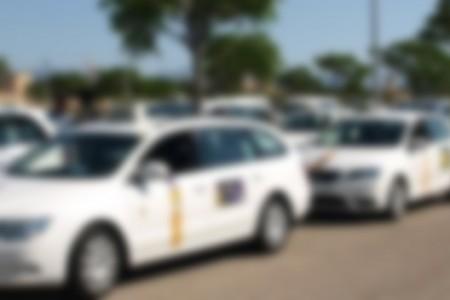 La flota de taxis adaptats creix un 55 per cent en dos anys