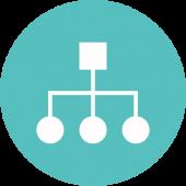 Icon organigrama mobilitat mobipalma