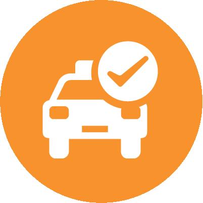 Icon taxi homologat mobipalma
