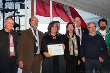 Europa guardona Palma amb el segon premi Transformacions