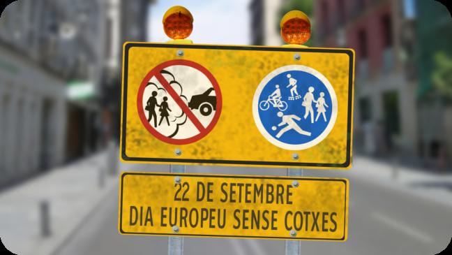 DIADA SENSE COTXES - SEM 2017