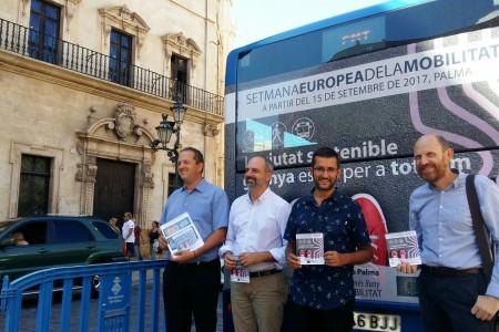 Rutas guiadas, micro-teatro en los autobuses, danza, photo-calls, Park (ing) Day, cine y exposiciones para celebrar la Semana Europea de la Movilidad