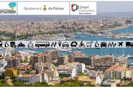 Palma presenta un projecte de 4,7 milions per ser Destinació Turística Intel•ligent