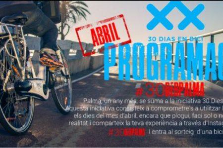 Programación 30 dias en bici 2018