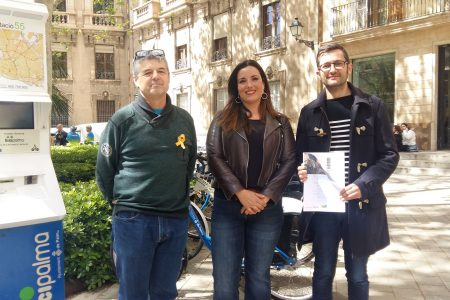 Una ruta en bicicleta para conocer la Palma republicana