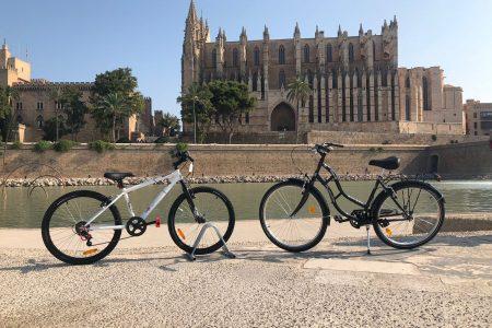 """El servei """"Aparca i passeja"""" incorpora 20 noves bicicletes"""