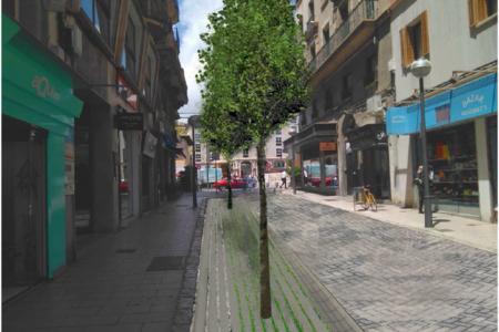 La Junta de Govern aprova el projecte de l'eix Tous i Ferrer-Velázquez