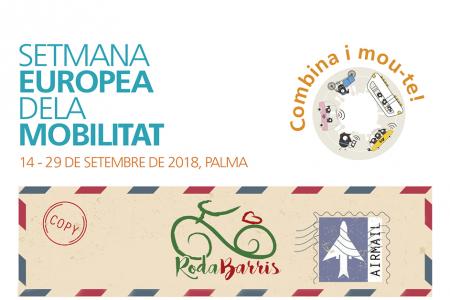 Un itinerari per conèixer els carrils bici dels districtes de Palma