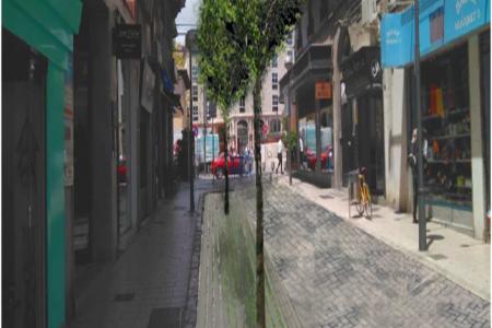 La Junta de Govern aprova la licitació de les obres de l'eix Tous i Ferrer-Velázquez