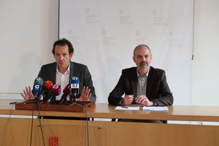 La campanya contra l'intrusisme a l'aeroport de Palma comptabilitza 565 sancions per valor de 300.948 euros