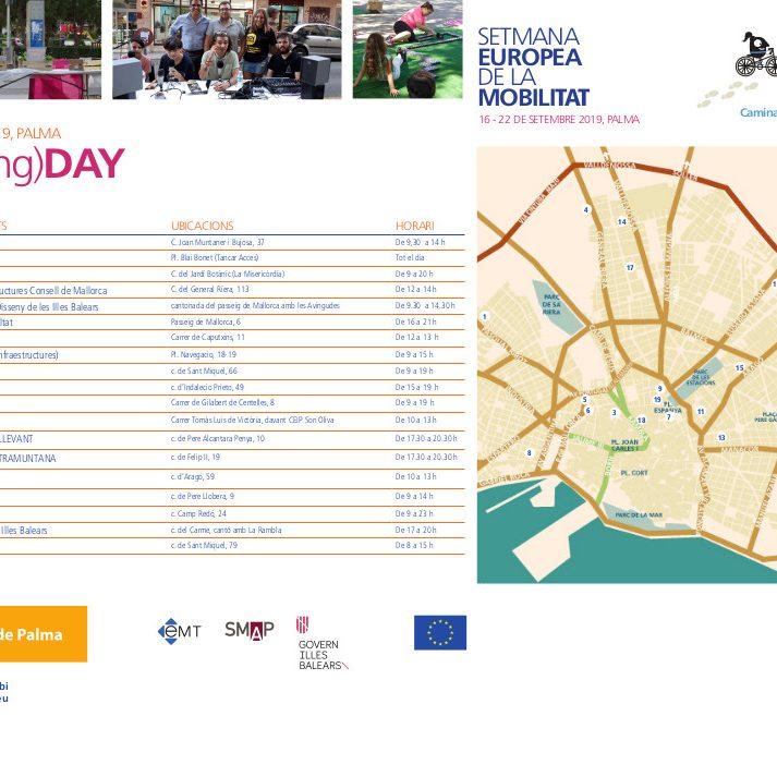 PARking DAY 19 participants