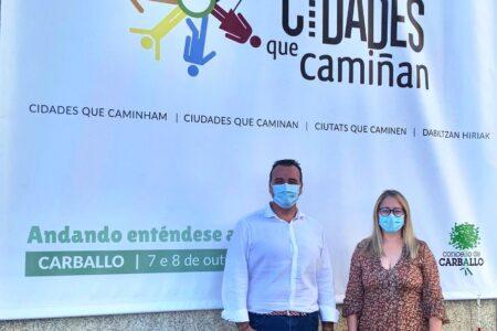 """Palma serà la seu del novè Congrés de la xarxa """"Ciudades que Caminan"""" que se celebrarà d'aquí un any"""